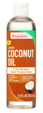 ココナッツオイル(液体)