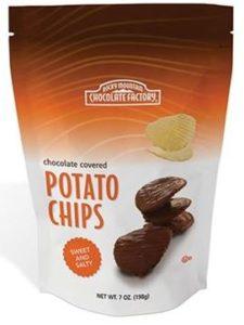 ロッキーマウンテン・チョコレート・ポテトチップス
