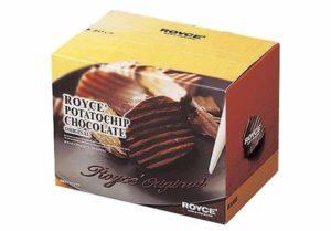 ロイス・ポテトチップ・チョコレート