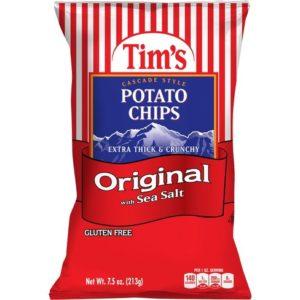 ティムズ・オリジナル・ポテトチップス