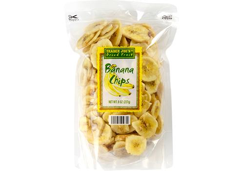 トレジョ・バナナチップス