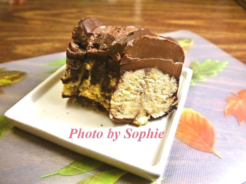 チョコレート・フランケーキ