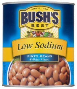 低塩うずら豆