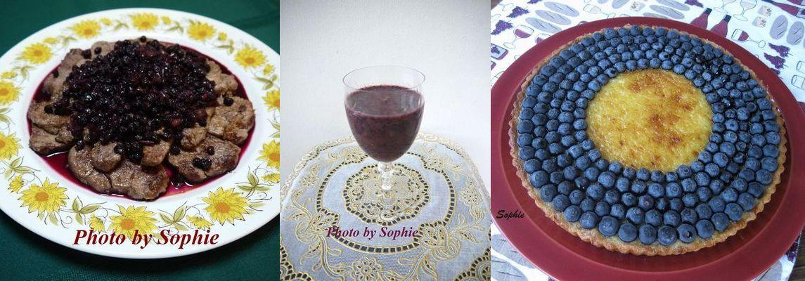 ブルーベリーのおすすめの食べ方