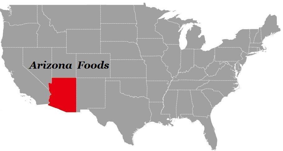 アリゾナ名物料理