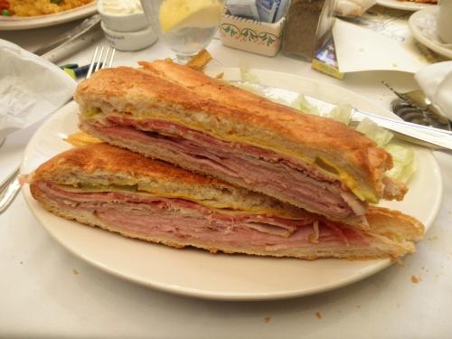 キューバン・サンドイッチ