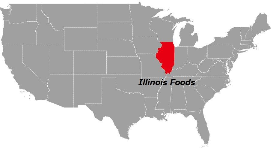 イリノイ州の食べ物