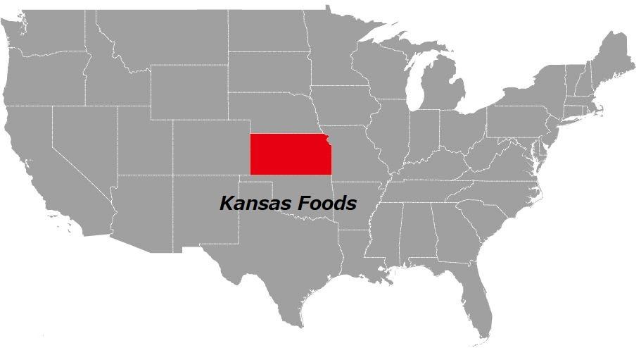 カンザス州の食べ物