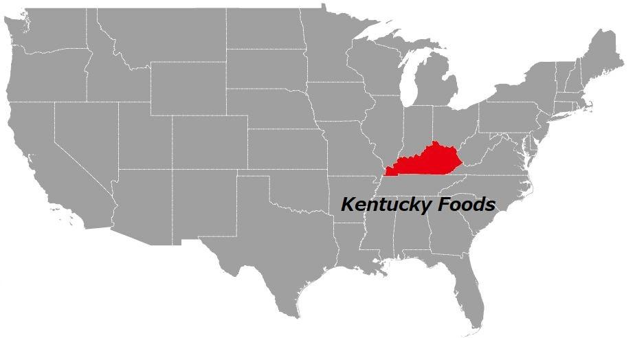 ケンタッキー州の食べ物