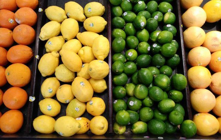 アメリカの柑橘類