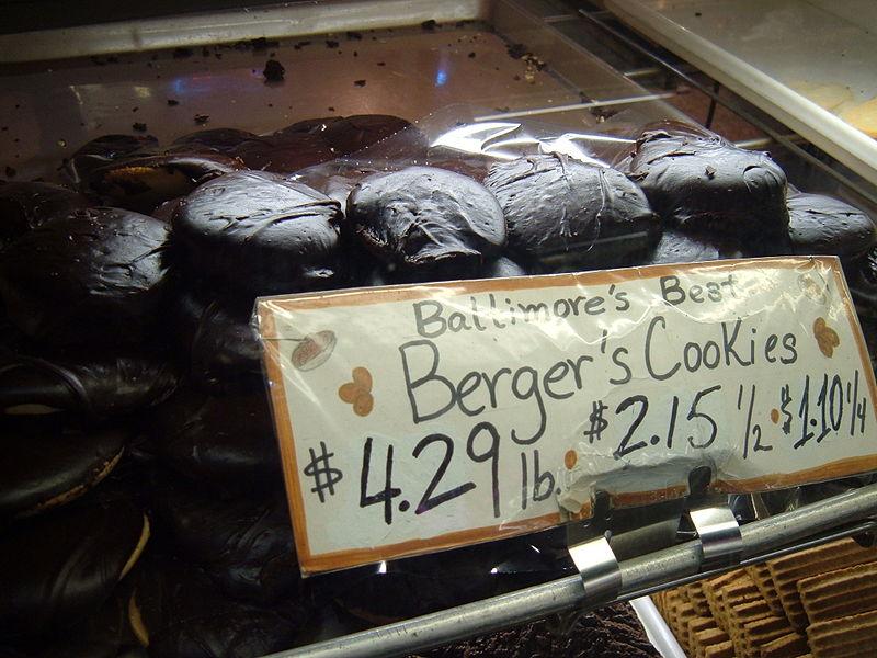 バーガークッキー