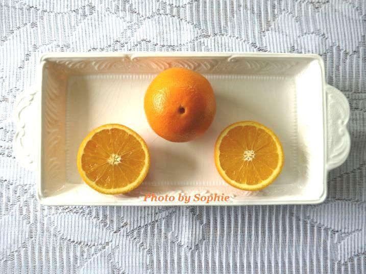 ネーブルオレンジ・カット