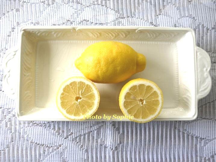 レモン・カット