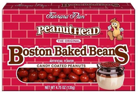 ボストン・ベイクドビーンズ・キャンディー
