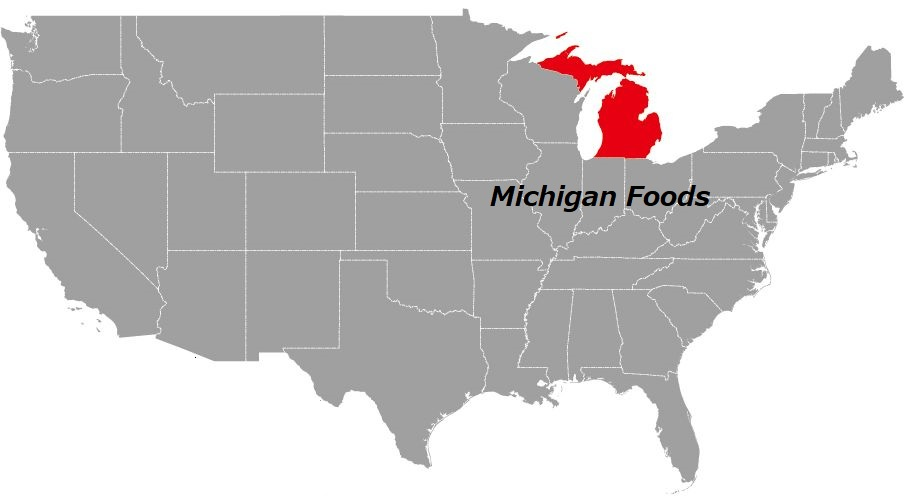 ミシガン州の食べ物
