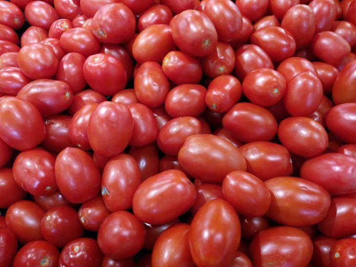 赤い色の食べ物