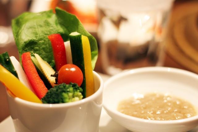 食べ物の色